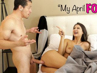 My April Fool