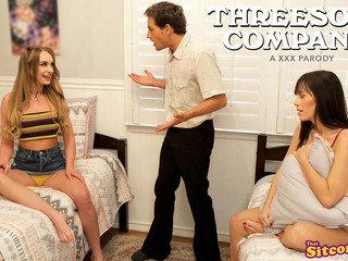 Threesome Company Lets Play Pretend