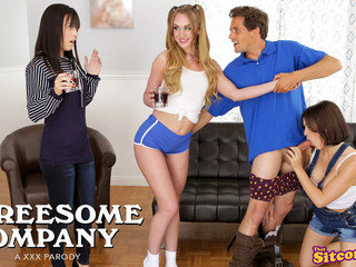 Threesome Company Lovers And Friends