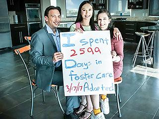 Foster Daughter Suppresses Urges